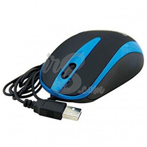 MOUSE USB HAVIT MS-675 BLUE