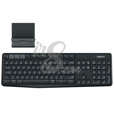 KEYBOARD WIRELESS LOGITECH K375S