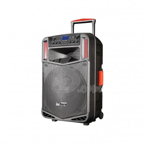 PORTABLE AUDIO SYSTEM AUBERN BE-12CX