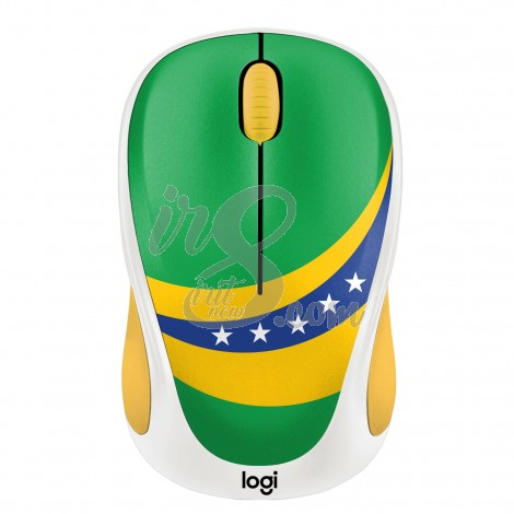 MOUSE LOGITECH WIRELESS M 238 BRASIL