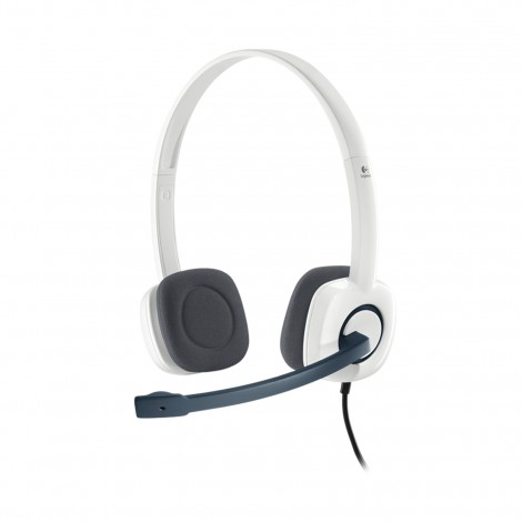 HEAD SET LOGITECH H 150 WHITE