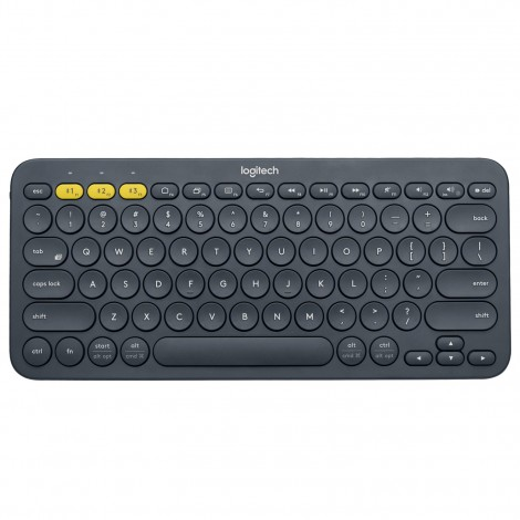 KEYBOARD LOGITECH K 380 BLUETOOTH BLACK