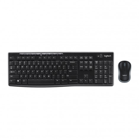 KEYBOARD WIRELESS COMBO LOGITECH MK270R