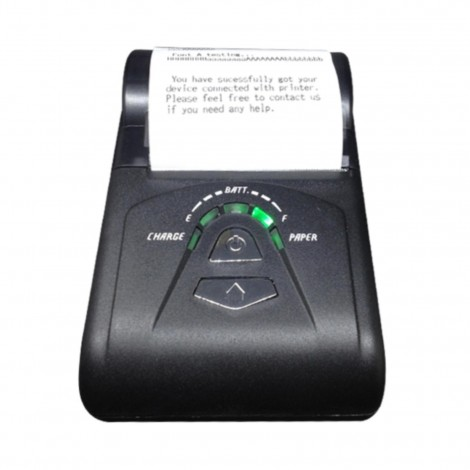 BELLA VISION MOBILE PRINTER ZCS 103 THERMAL BLUETOOTH BELLAV - ANDROID