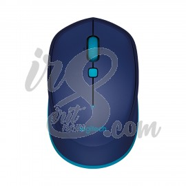 BLUETOOTH MOUSE LOGITECH M-337 BLUE