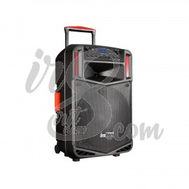 PORTABLE AUDIO SYSTEM AUBERN BE-15CX