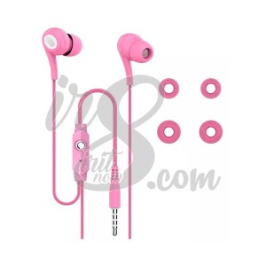 EARPHONE LANGSDOM JD 91 PINK
