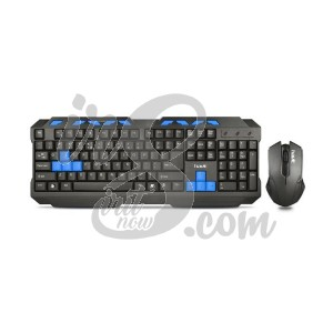 KEYBOARD USB PLUS MOUSE HAVIT KB 539 CM