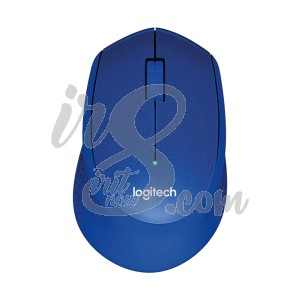 MOUSE WIRELESS LOGITECH M331 SILENT PLUS BLUE