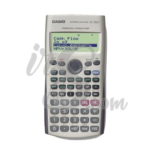 KALKULATOR FINANCIAL CASIO FC 100 V
