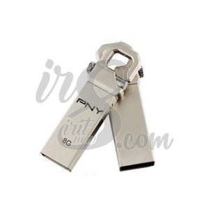 FLASH DRIVE PNY 2.0 HOOK ATTACHE 8GB