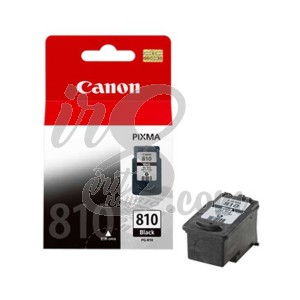 CARTRIDGE CANON PG-810 BLACK