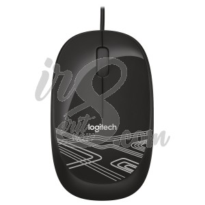 MOUSE USB LOGITECH M105 BLACK