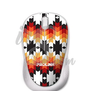 MOUSE USB PROLINK PMC 1005 TRIBAL EARTH