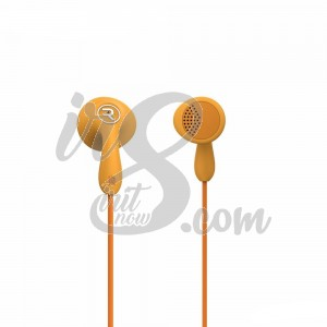 EARPHONE REMAX RM301 ORANGE