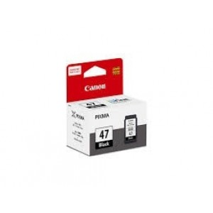 CARTRIDGE CANON PG-47 BLACK