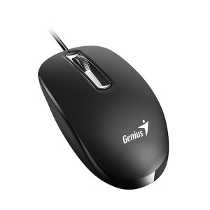 MOUSE USB GENIUS DX-130 BLACK