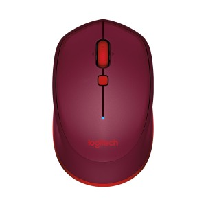 BLUETOOTH MOUSE LOGITECH M-337 RED