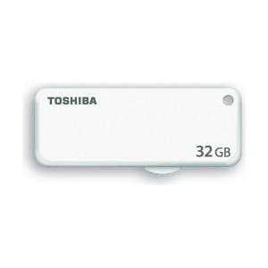 FLASH DRIVE TOSHIBA YAMABIKO WHITE 32GB