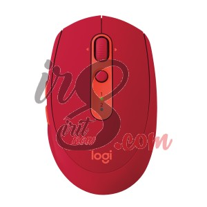 MOUSE WIRELESS LOGITECH M590 SILENT RUBY