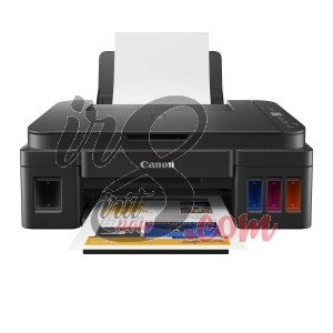 PRINTER CANON MULTIFUNGSI G-3010