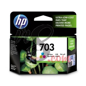 CARTRIDGE HP-703 COLOUR