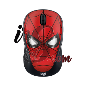 MOUSE WIRELESS LOGITECH M238 MARVEL SERIES SPIDERMAN