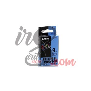 PITA LABEL CASIO XR-9BU1 BLUE