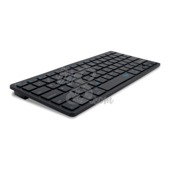 KEYBOARD ALCATROZ XPLORER GO! BT 100 BLACK