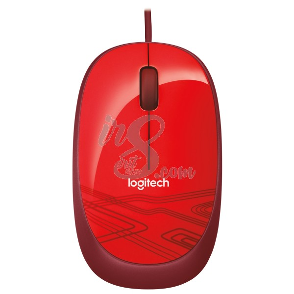 MOUSE USB LOGITECH M105 RED