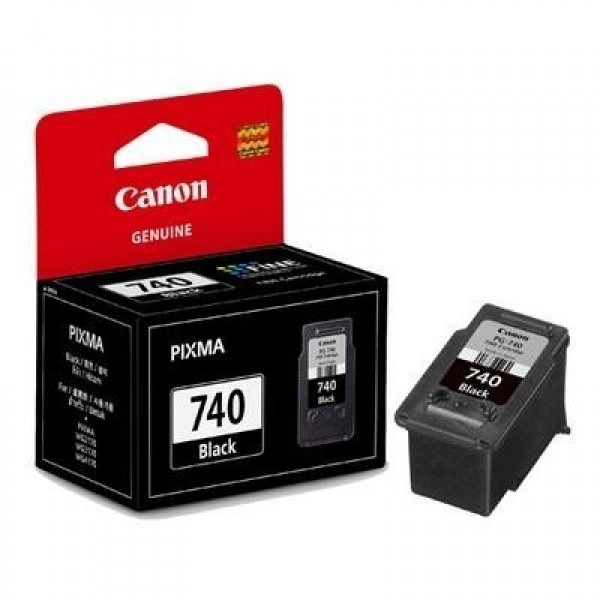 CARTRIDGE CANON PG-740 BLACK