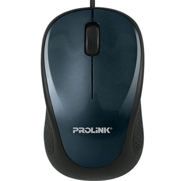 MOUSE USB PROLINK OPT. PMO 630U BLUE