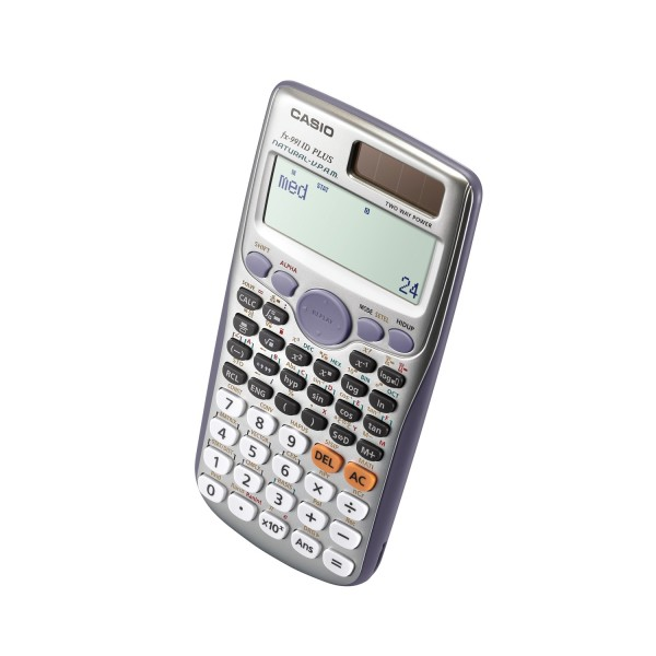 KALKULATOR SCIENTIFIC CASIO FX 991 ID PLUS